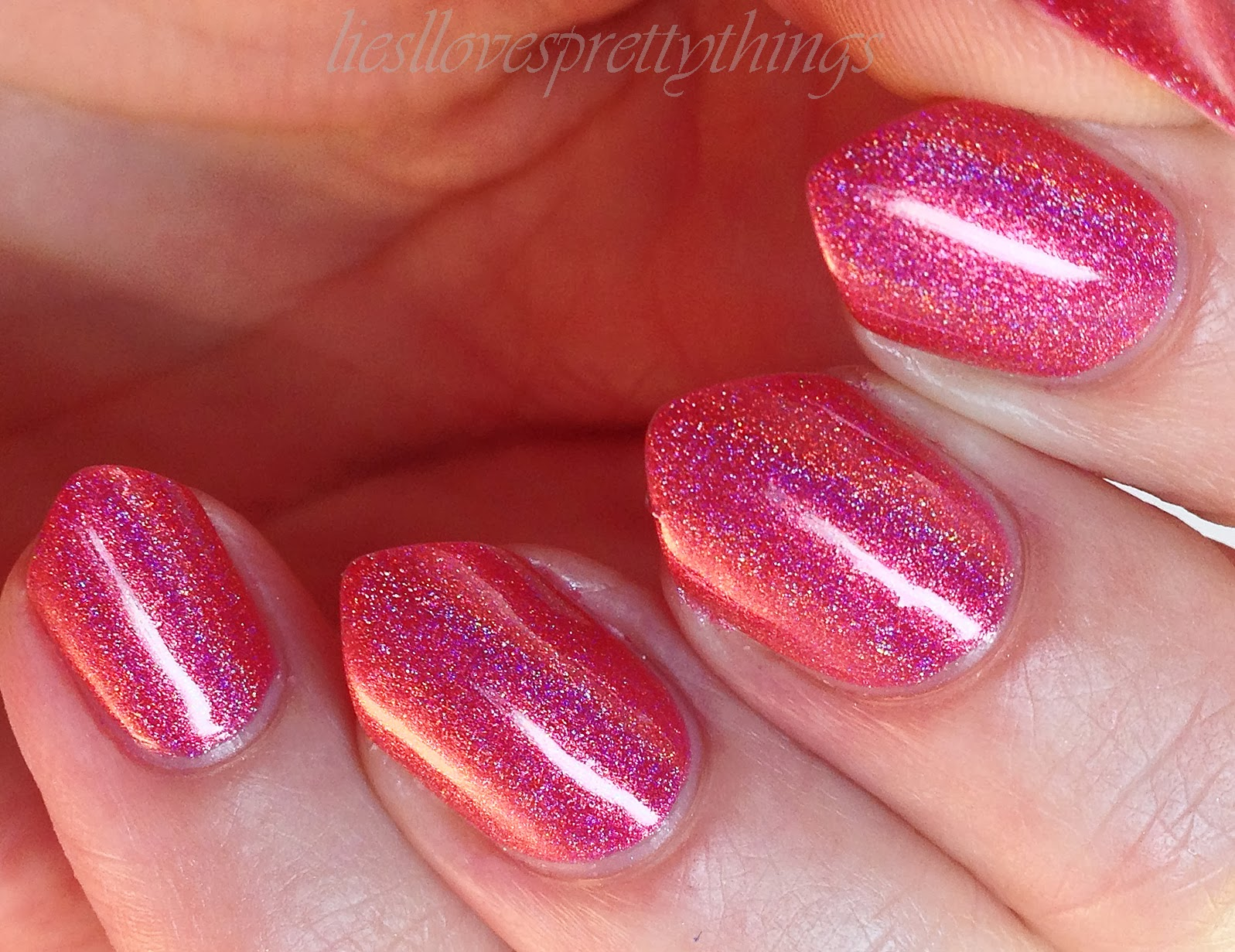 Joss Sudden Impulse swatch and review