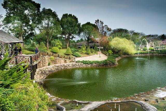 台中新社古堡花園 Summit resort