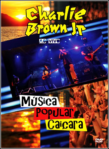 Download DVD Charlie Brown Jr Música Popular Caiçara DVDRip 2012