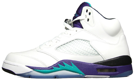 Retro Jordans 5 Black Grapes The Grape Air Jordan 5 Retro