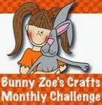 Bunny Zoe's challenge