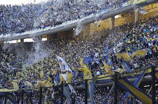 Hinchas violentos de Boca Juniors no podrán ingresar a los estadios