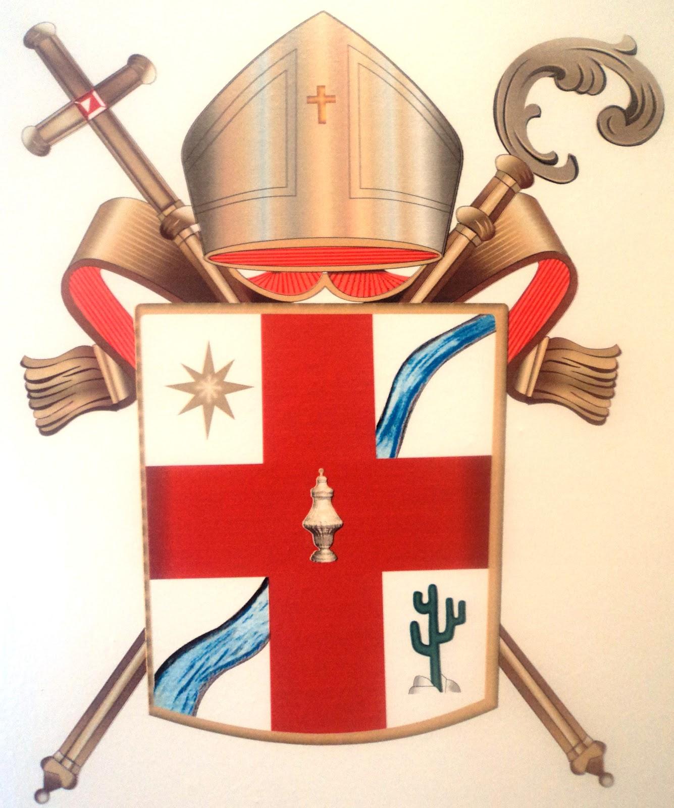 Resultado de imagem para brasao da diocese de afogados da ingazeira