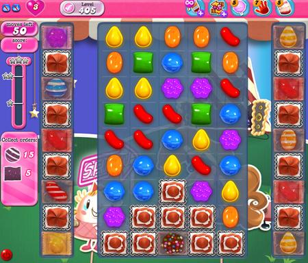 Candy Crush Saga 405