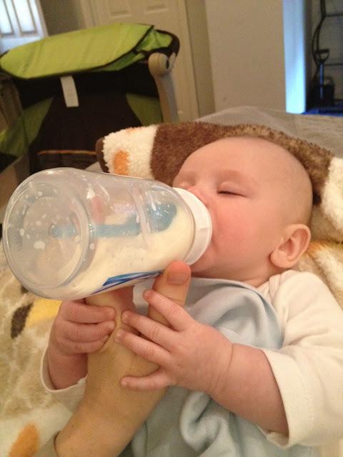 Approaching Milk Coma status