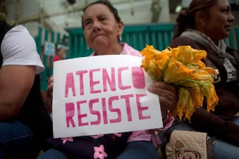 No hay salida amistosa con el gobierno de Peña: víctimas de Atenco
