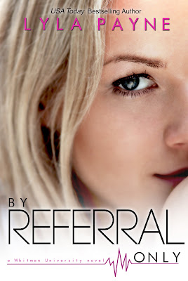 Cover Reveal: By Referral Only by Lyla Payne