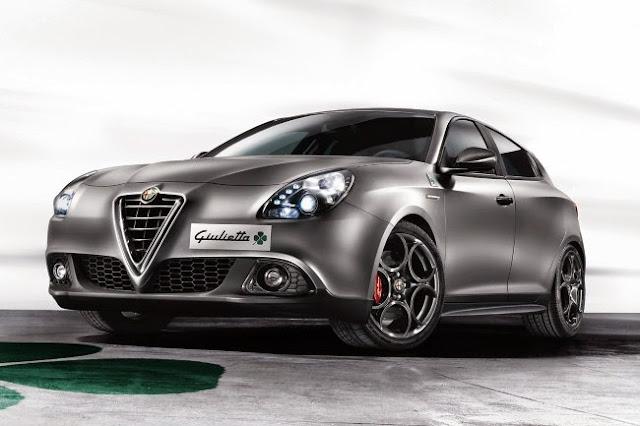Alfa romeo giulietta 2014 frankfurt