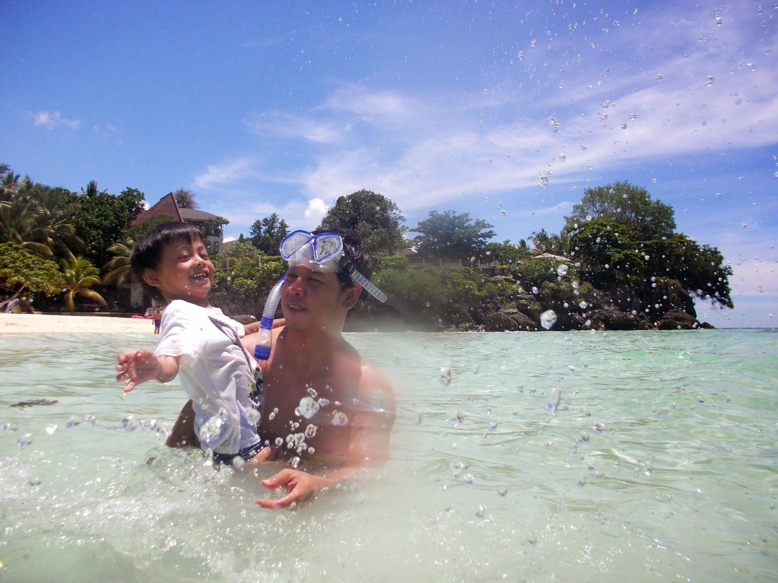 Alona Beach In Panglao Bohol