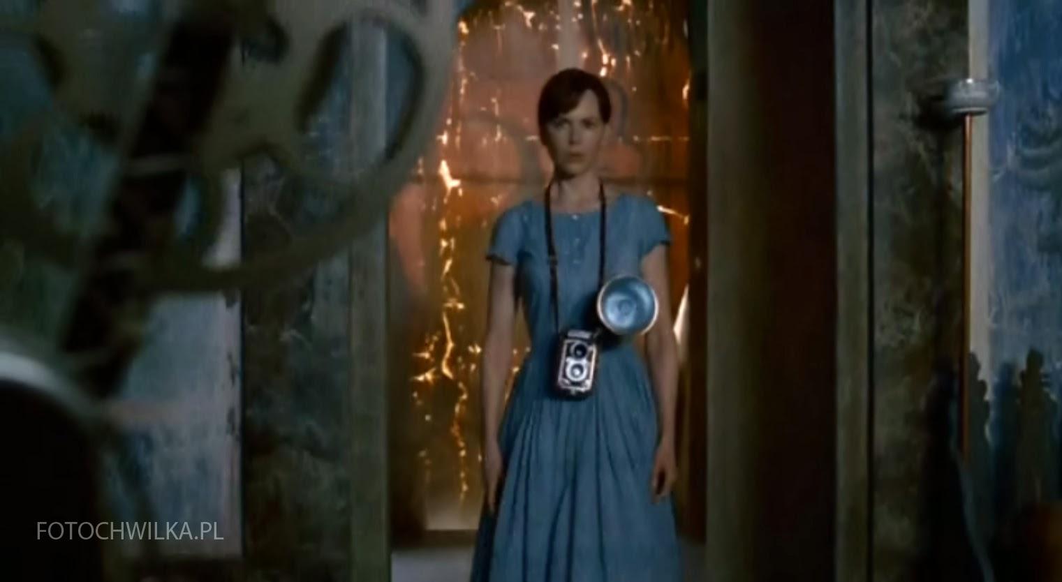 Futro - Portret wyobrażony Diane Arbus. Kadr z filmu. Nicole Kidman