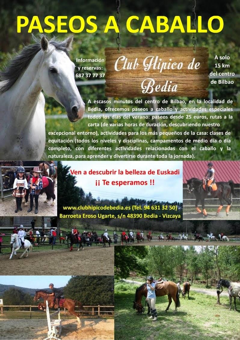 Recomendado: Hipismo en Bedia (Vizcaya, España)