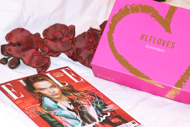 #lfbeautybox review blog