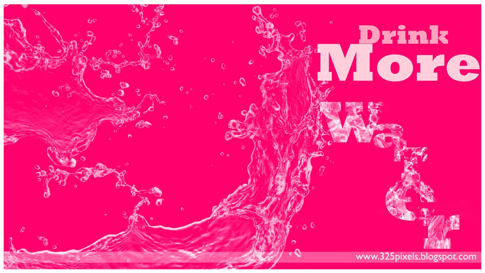 325 pixels hd wallpapers and images free download drink more water tips on - Tips finding best wallpaper ...