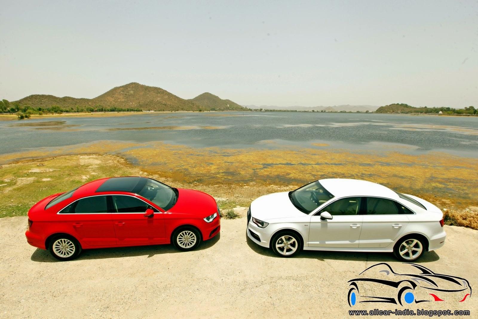 AUTOMOTIVE CRAZE: Audi A3 sedan launched in India