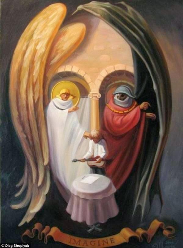 John Lennon - Oleg Shuplyak