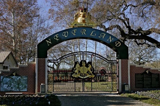 Neverland Milik Michael Jackson Dijual