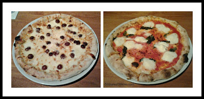 La Madia Pizza Collage