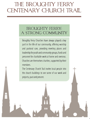 The Broughty Ferry Centenary Church Trail Autumn 2013