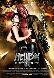 HellBoy 2: El Ejercito Dorado (2008) Online