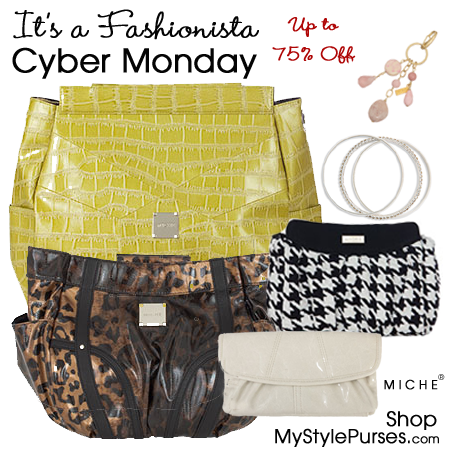 Not all Cyber Monday Gifts are Tech - Shop Miche Fashionista Deals