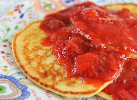 Quick Strawberry Sauce