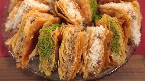 nurselin mutfağı baklava