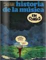 Historia de la Música en cómics
