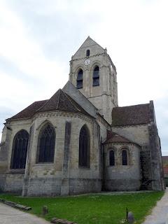 ゴッホが描いた教会