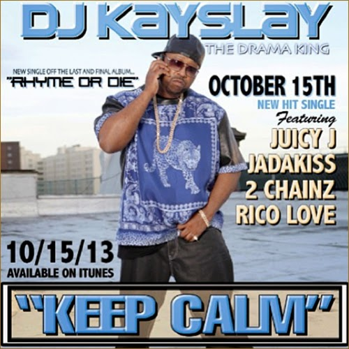 Juicy J Ft. 2 Chainz, Jadakiss & Rico Love - Keep Calm