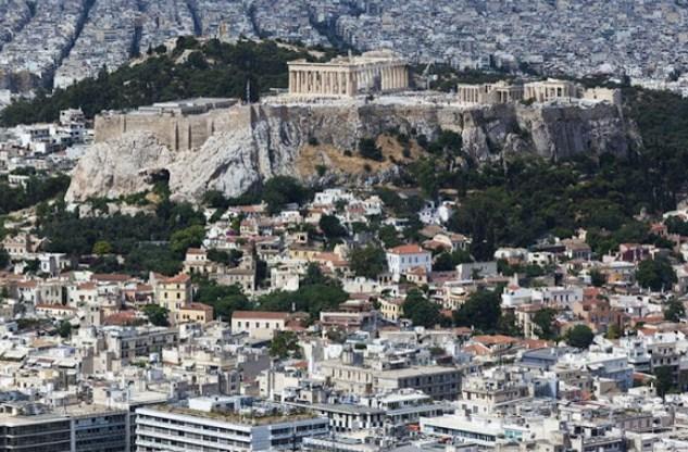 Acropolis - Athena