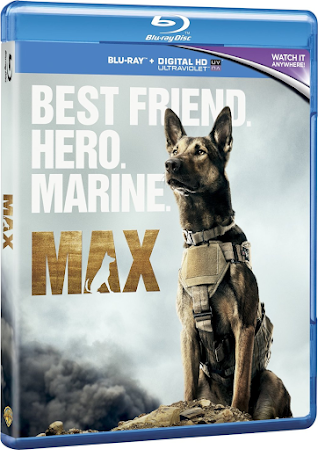 Max (2015) 720p/1080p BDRip Dual Español Latino-Inglés