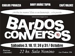 Bardos Conversos 2015