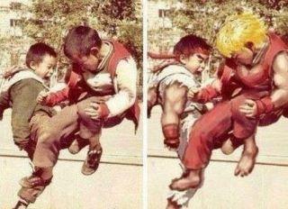 Just Street Fighter