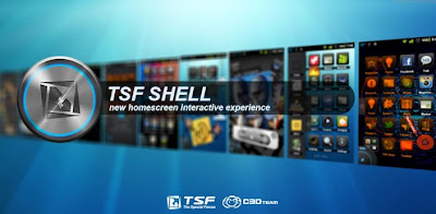 TSF Shell Theme Glass 1.1 Apk Download