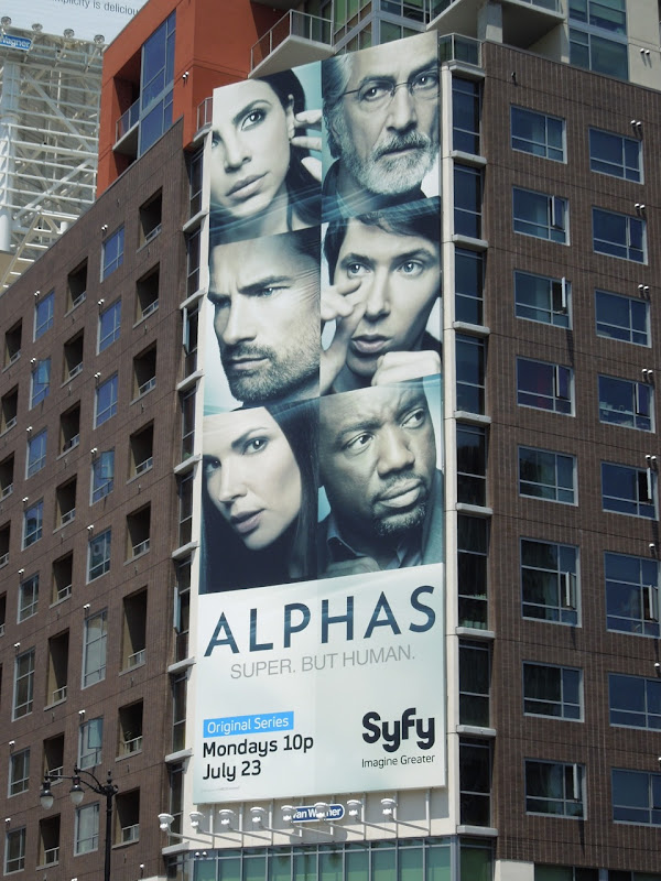 Alphas season 2 billboard