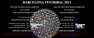 Festival de ATS en Barcelona