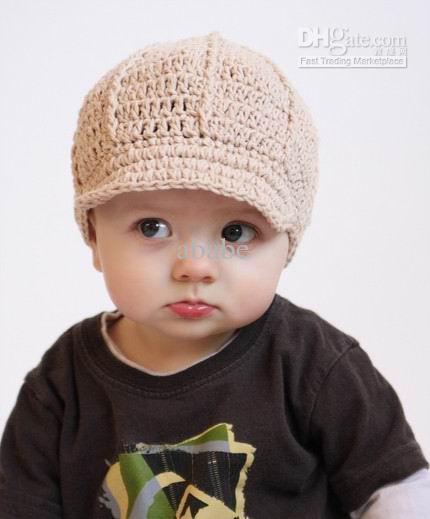 Crochet Patterns For Baby Boy Beanies : CROCHET BOY S BEANIE PATTERN Crochet Patterns