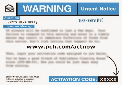 Enter PCH Activate Now Code on PCH.com/actnow