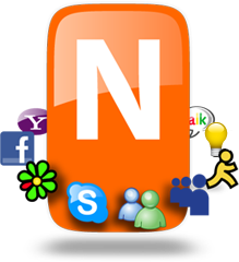 Nimbuzz 2.2.0 Rev 6663 تحميل افضل برنامج شات دردشة