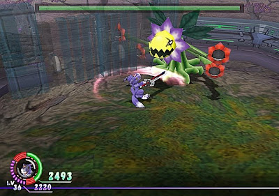 Digimon World 4 Digimon2