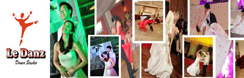 Le Danz Dance Studio - Wedding Performers in Metro Manila