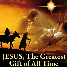 life by death: Jesus-A Gift Too Wonderful for Words!