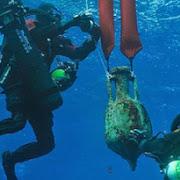 Титаник античности затонул у берегов Греции 2 тысячи лет назад