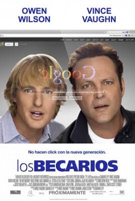 Los becarios (2013) Español