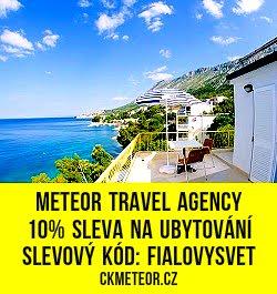 Snová dovolená v Chorvatsku se slevou!