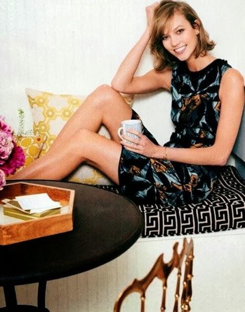 Karlie Kloss HQ Pictures Vogue US Magazine Photoshoot March 2014