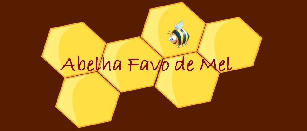 ABELHA FAVO DE MEL