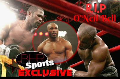"Cruiserweight Champion ""O'Neil Bell"" Was Shot And Killed During A Atlanta Street Robbery"