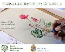 I. Botánica en la UC 2017