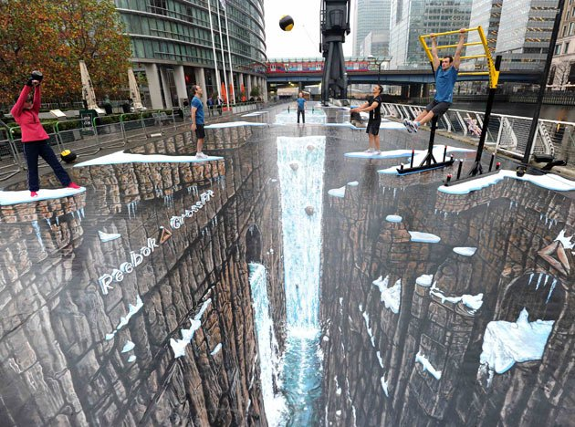 Largest 3D Painting